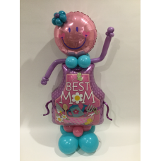 Mother's Day Balloon Mum